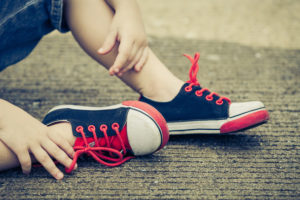 choisir les chaussures de son enfant