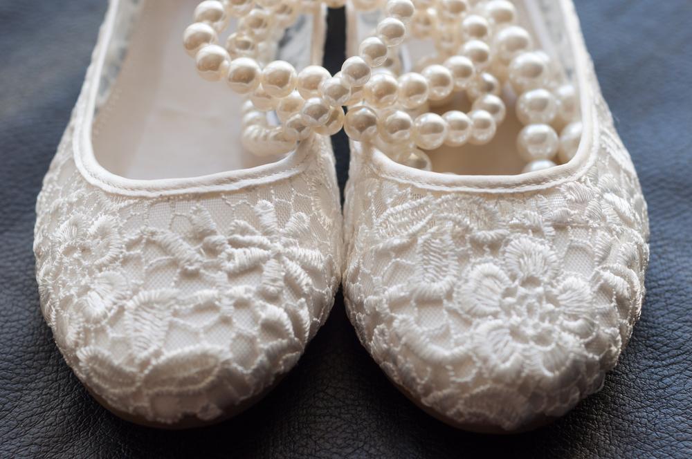 ballerine mariage