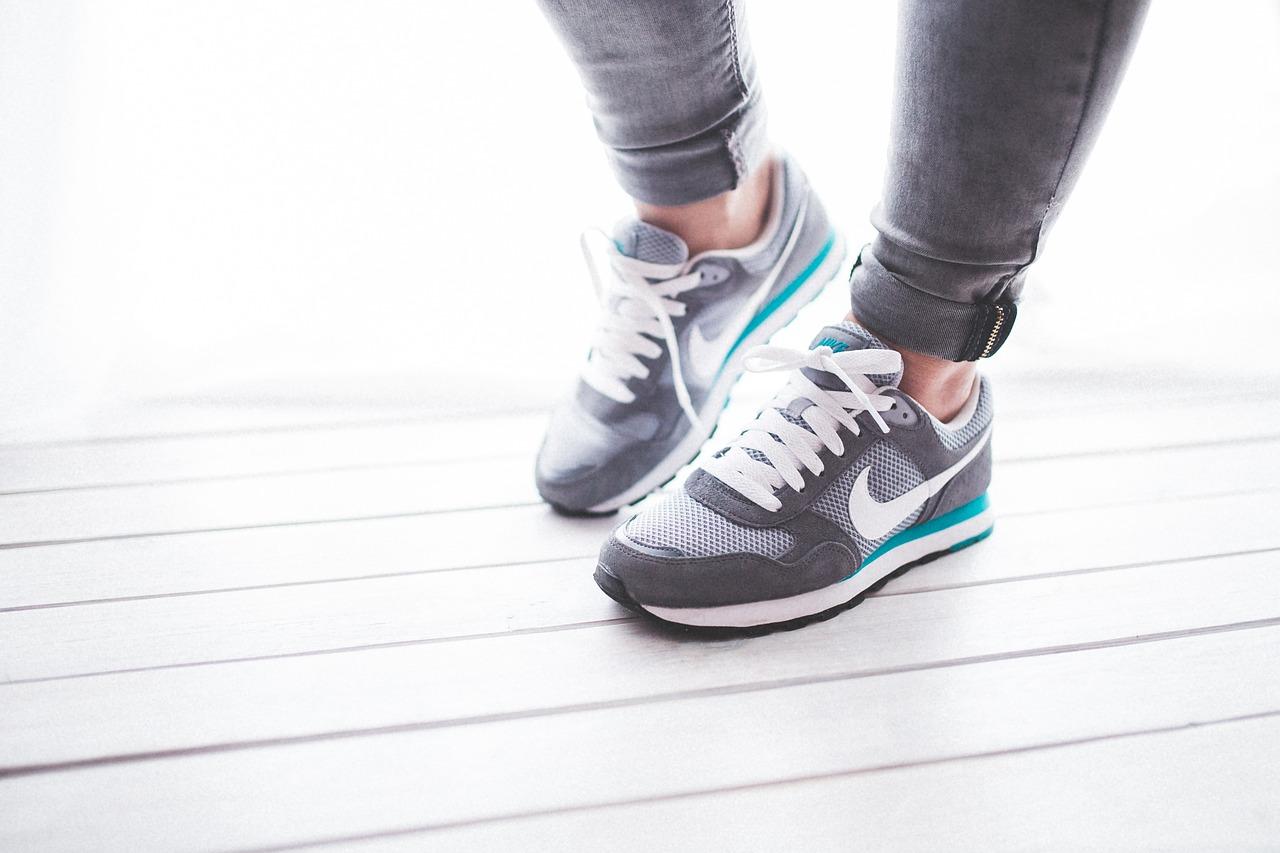 chaussure légère pour femme